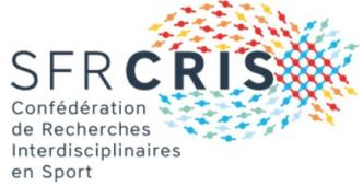 Strucrures fédératives SFR CRIS